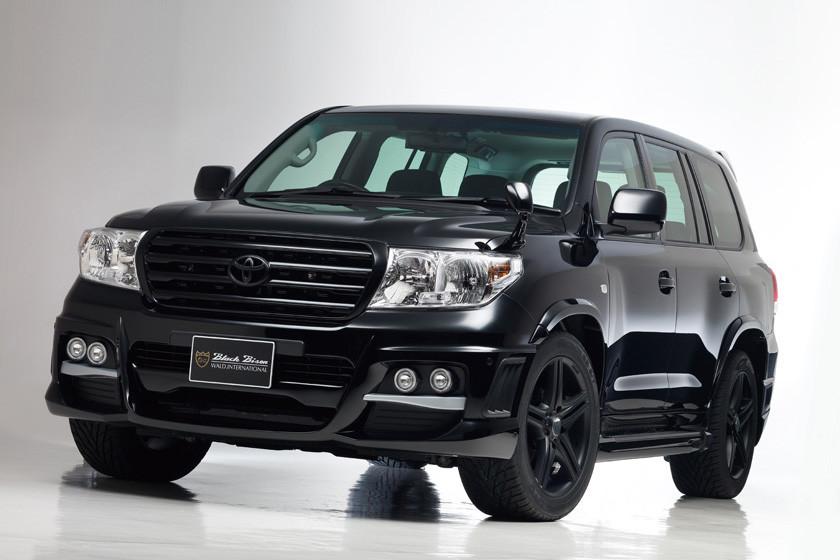 Foto de Toyota Land Cruiser Black Bison (10/23)