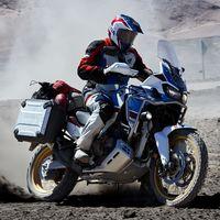 Honda CRF1000L Africa Twin Adventure Sports: más alta, más fuerte, más lejos