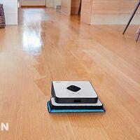 Rematar la limpieza de tu casa cuesta 100 euros menos con el robot friegasuelos Braava 390T: ahora en Amazon por 199 euros