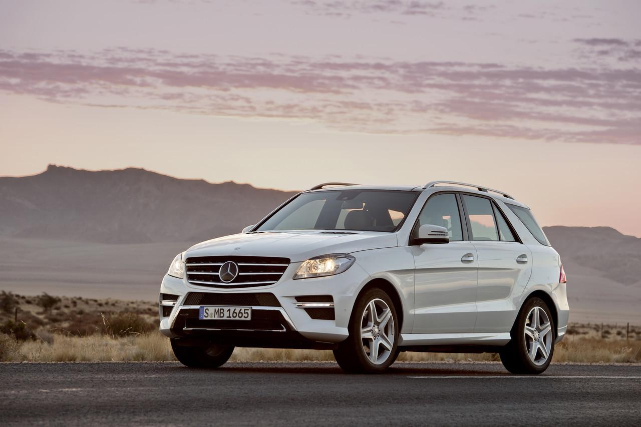 Foto de Mercedes-Benz Clase M 2012 (26/42)