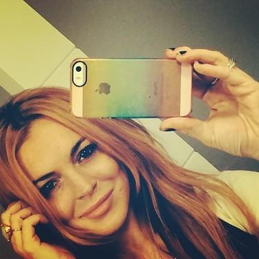 La lollypopguildofobia existe... y Lindsay Lohan la padece