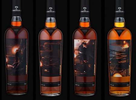 Macallan Masters of Photography, por Annie Leibovitz