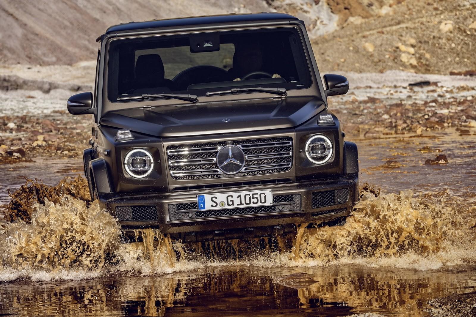 Foto de Mercedes-Benz Clase G 2019 (19/39)