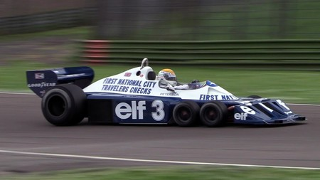 Peterson Tyrrell P34 1977