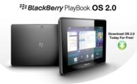 La actualización a BlackBerry PlayBook OS 2.0 ya está disponible
