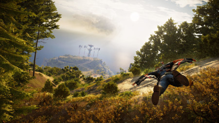 Este tráiler interactivo de Just Cause 3 invita a los jugadores a crear su propio caos