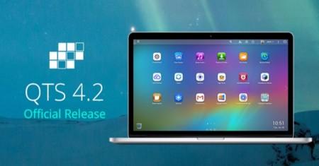 QNAP presenta su nuevo firmware 4.2 para sus discos de red