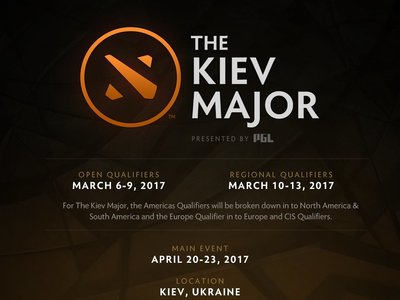 Es el turno de Europa: el próximo Major de Dota 2 será en Kiev