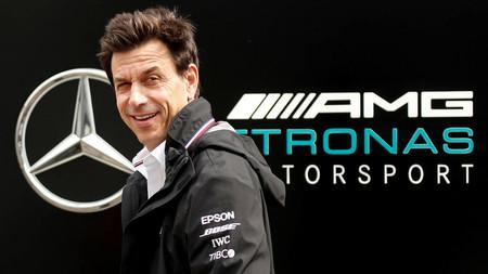Toto Wolff Aston Martin