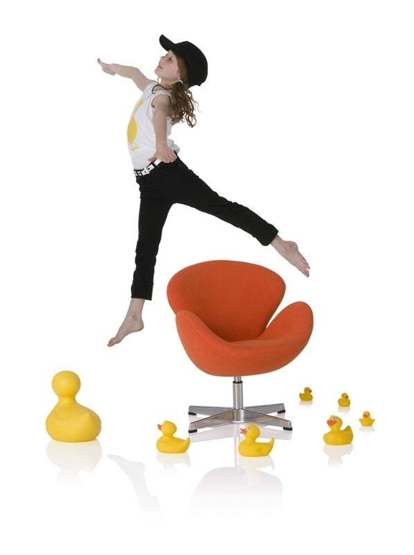 Foto de Sillas y sillones de diseño para los más pequeños (1/7)