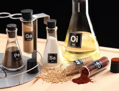 Detalle para la casa de... un químico (XII)