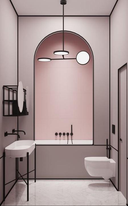pinterest-baño-grifos-negro