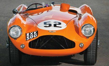 RM Auctions subasta un originalísimo Aston Martin DBS3 de 1955, posible récord a la vista