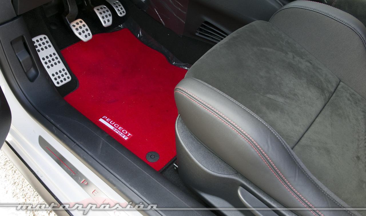 Foto de Peugeot 208 GTi 30th, toma de contacto (21/23)