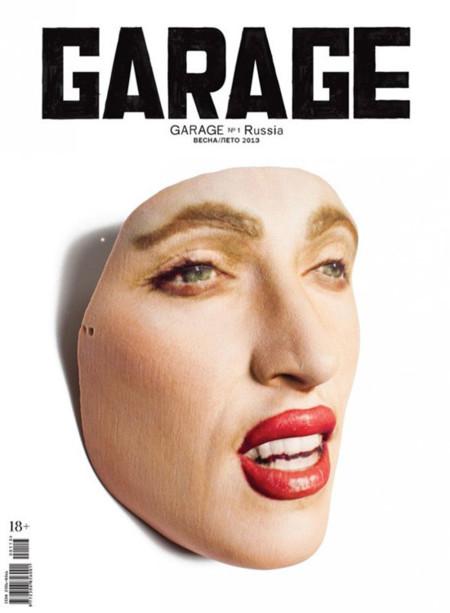 Garage sabe cómo hacer un primer número de revista impactante