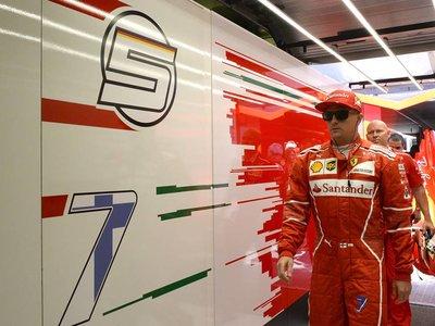 Un año más: Kimi Räikkönen seguirá en Ferrari, como mínimo, hasta 2018
