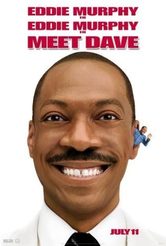 Póster y trailer de 'Meet Dave', Eddie Murphy dentro de Eddie Murphy