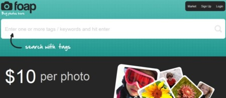 Foap, otro servicio de compra y venta de fotografías realizadas con el móvil