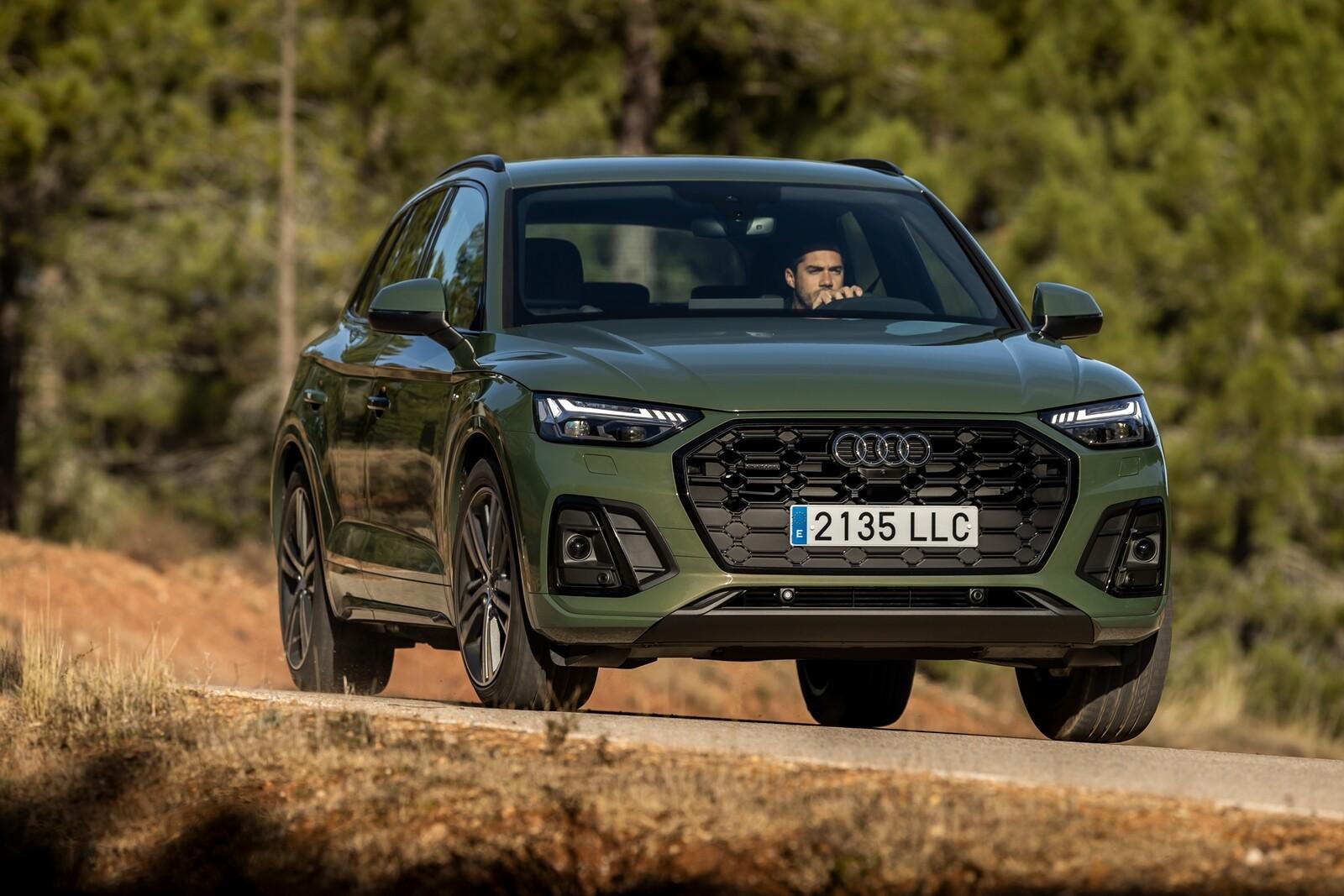 Foto de Audi Q5 2020, prueba (48/52)