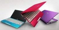 ASUS EeePC Flare con nuevos diseños para revitalizar el mercado de los netbooks