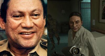 Manuel Noriega no está contento con su aparición en Black Ops 2 y demanda a Activision
