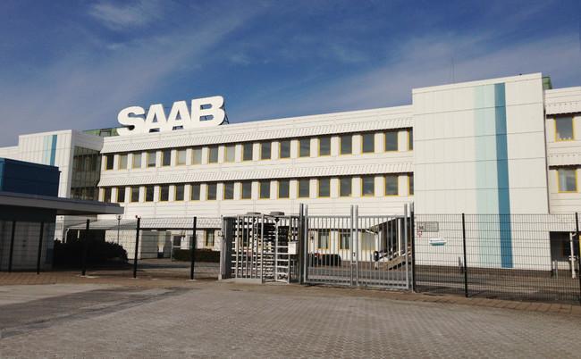 Factoría SAAB de Trollhattan
