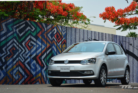 Manejamos el Volkswagen Polo 1.2 TSI Sportline, un hatchback doble cara