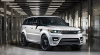 Range Rover Sport Stealth Pack, para Goodwood