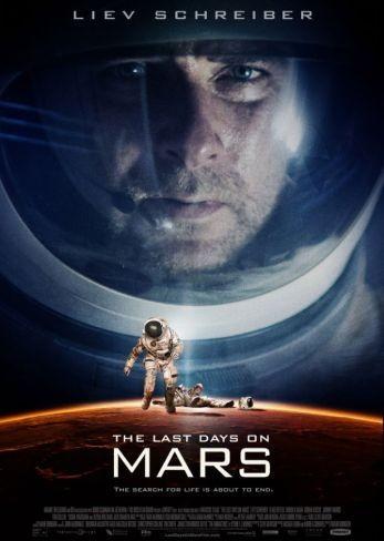 'Los últimos días en Marte', tráiler y cartel del thriller de ciencia-ficción con Liev Schreiber