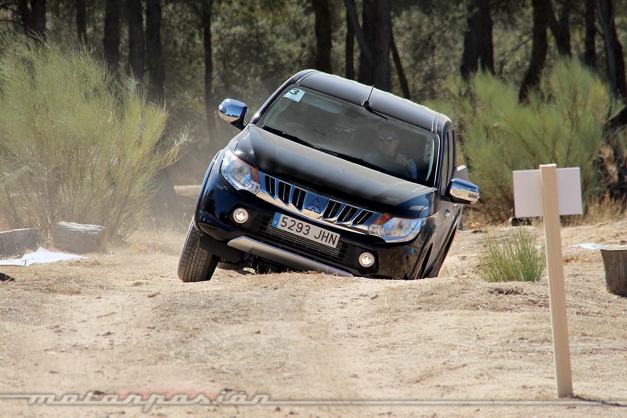 Foto de Fotos prueba Mitsubishi L200 2015 (9/11)