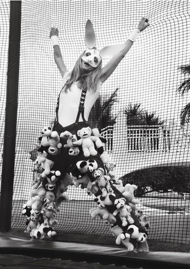 WTF! Celine Dion vive su particular Halloween adelantado en 'V Magazine'