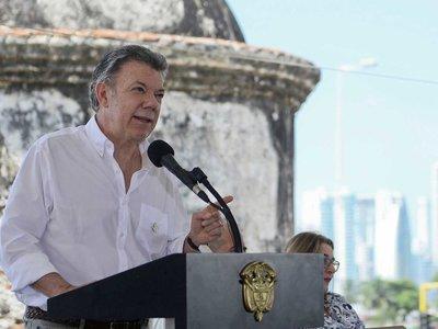 Santos anuncia plan para recuperar el Galeón San José, uno de los tesoros más importantes de Colombia