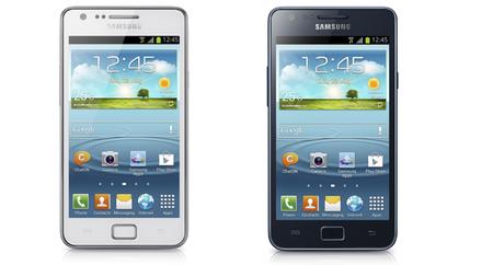 Samsung Anuncia el Galaxy SII Plus