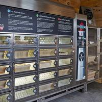 Máquina expendedora de ostras…¡sólo en Francia!