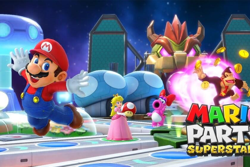Tableros, minijuegos y una fiesta de lo más divertida en estos más de 40 minutos de gameplay de Mario Party Superstars [E3 2021]