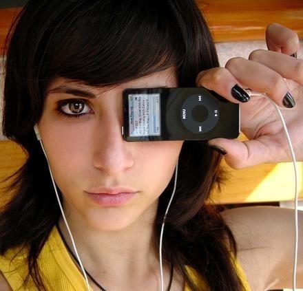 iPod Love, grupo de Flickr