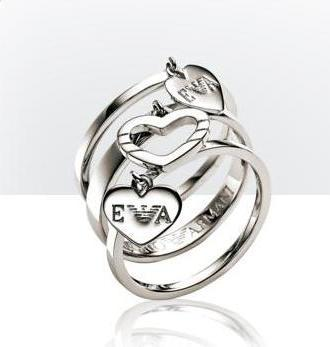 Heart Ring de Emporio Armani