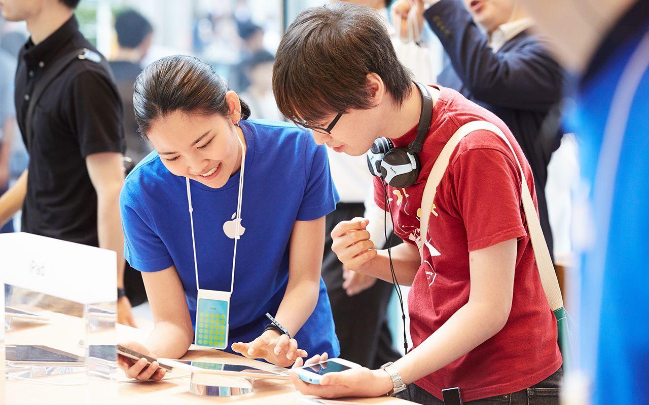 Foto de Apple Store Omotesando (12/12)