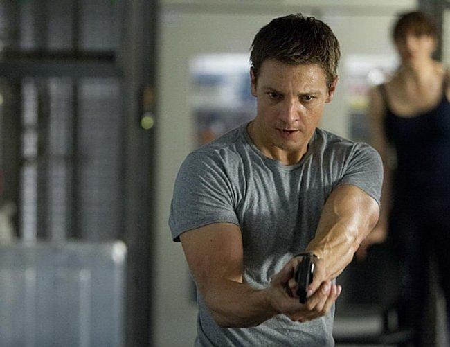 Imagen de la película 'El Legado de Bourne'