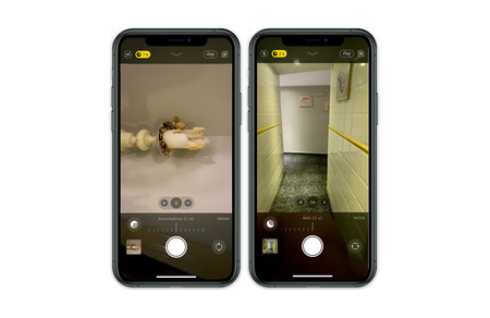 Iphone 11 Pro Modo Noche App