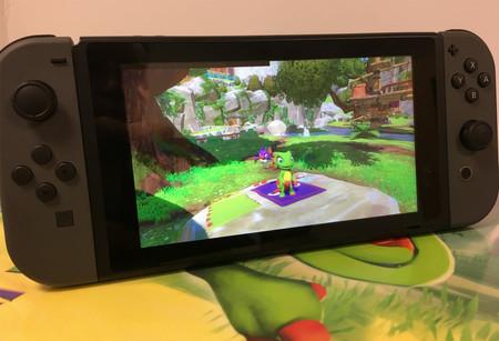 Yooka Laylee Nintendo Switch