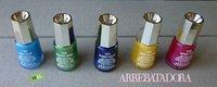 Nuevos mini-esmaltes de uñas Mavala, colores diferentes para el verano 2010