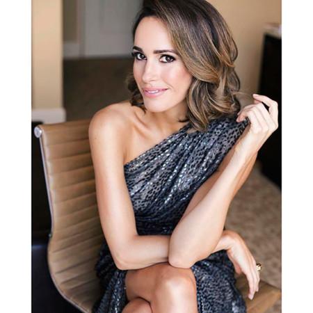 Louise Roe, una estilista 10 en los Globos de Oro 2016