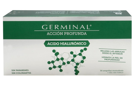 Germinal Accion Profunda Acido Hialuronico