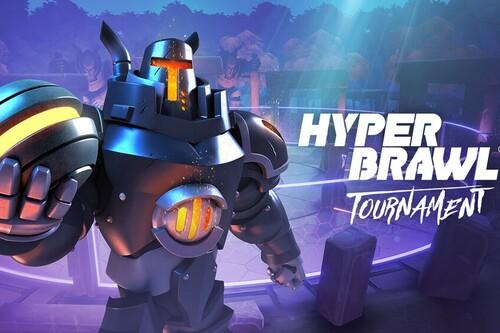 Análisis de Hyperbrawl Tournament, un nuevo deporte venido del futuro con mucha violencia