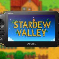 Stardew Valley llegará a PS Vita la próxima semana. ¡Cross-buy con PS4 confirmado!