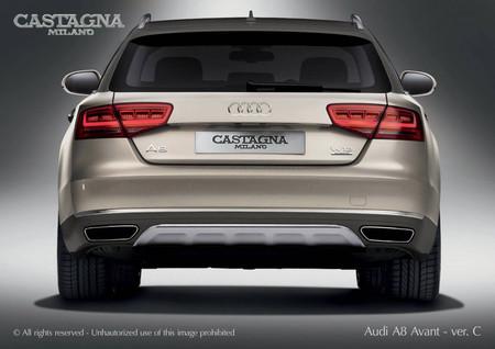 Audi A8 Avant 2