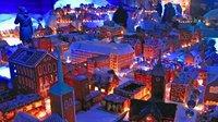 Una ciudad de galletas de jengibre