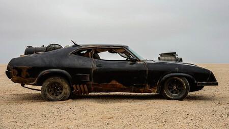 Interceptor V8, o Pursuit Special, de 'Mad Max'