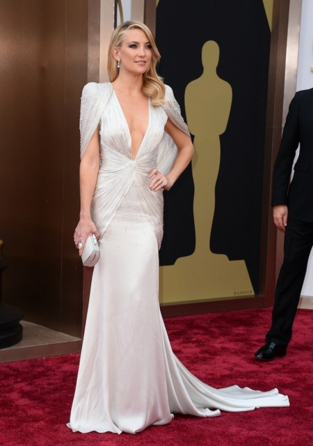 Kate Hudson look oscar 2014